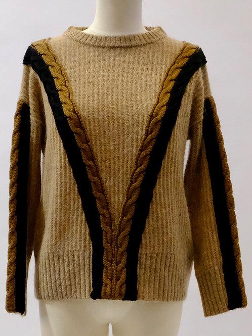 Raw knit