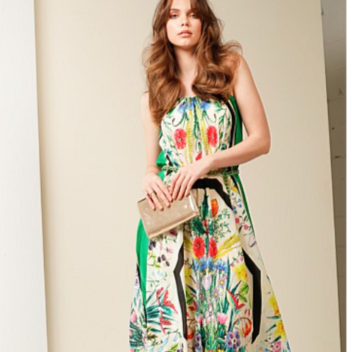 Sacha Drake Golightly dress