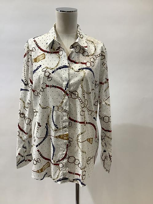 Brax printed shirt