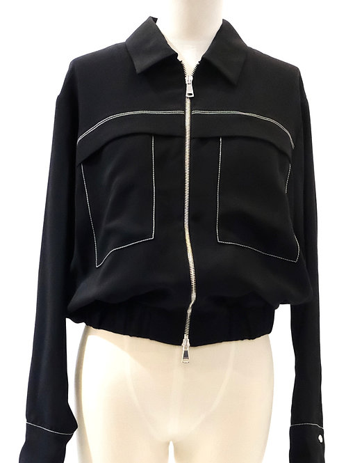 Beatrice B  bomber jacket