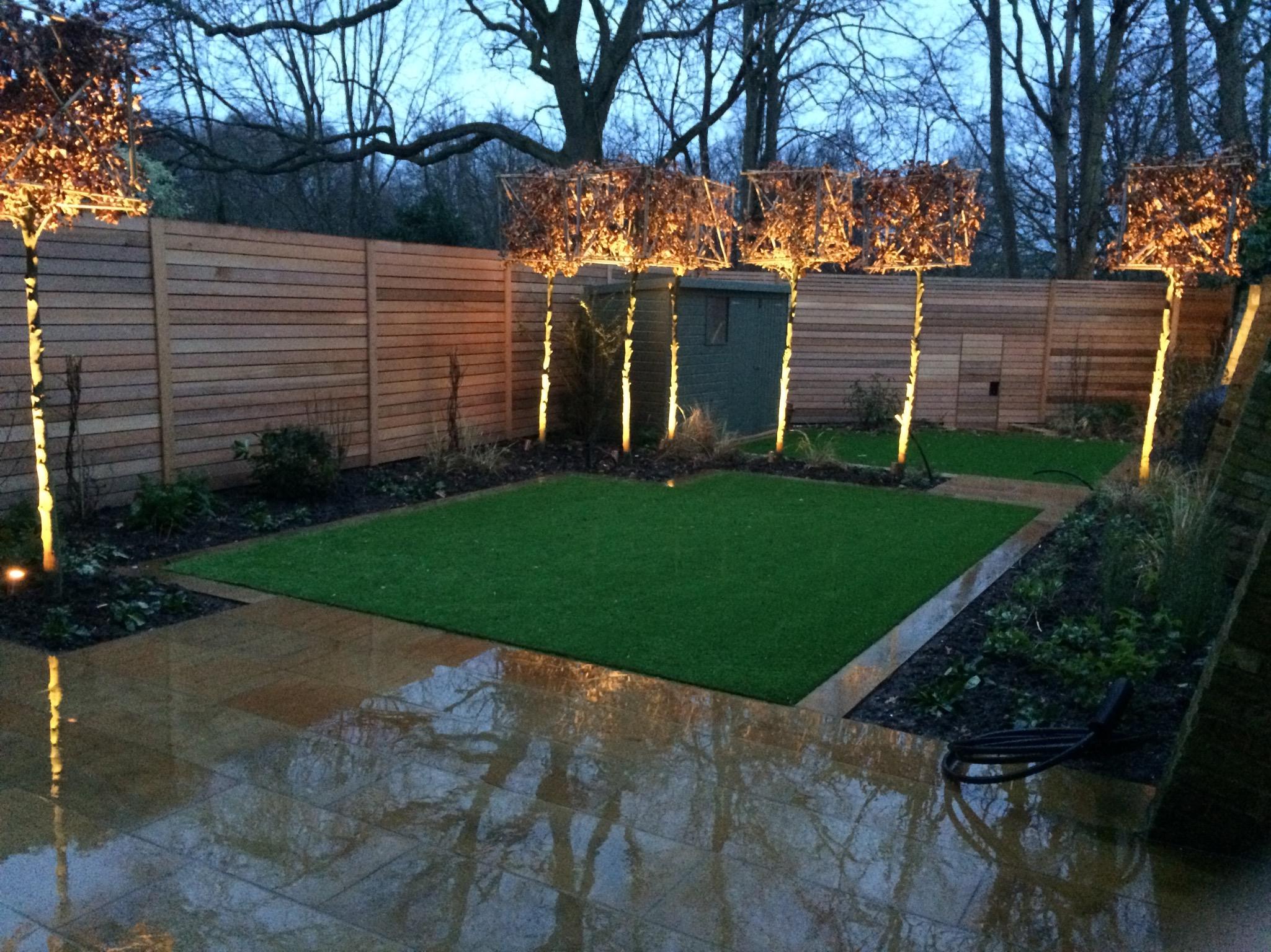 Barnes garden