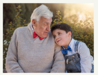 Helping Kids Cope with Aging Grandparents