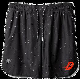 Blacksplatter Luka shorts