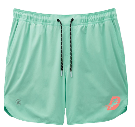 Mint Luka Shorts