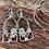 Thumbnail: Rooster Earrings