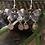 Thumbnail: Butterfly Flower Earrings