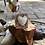 Thumbnail: Buffalo Turquoise Heart Ring
