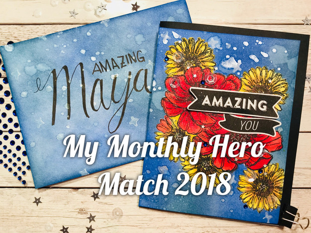 My Monthly Hero - March 2018