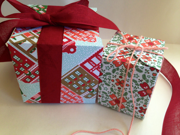 Fun Friday: Featuring the NEW Gift Box Punch Board