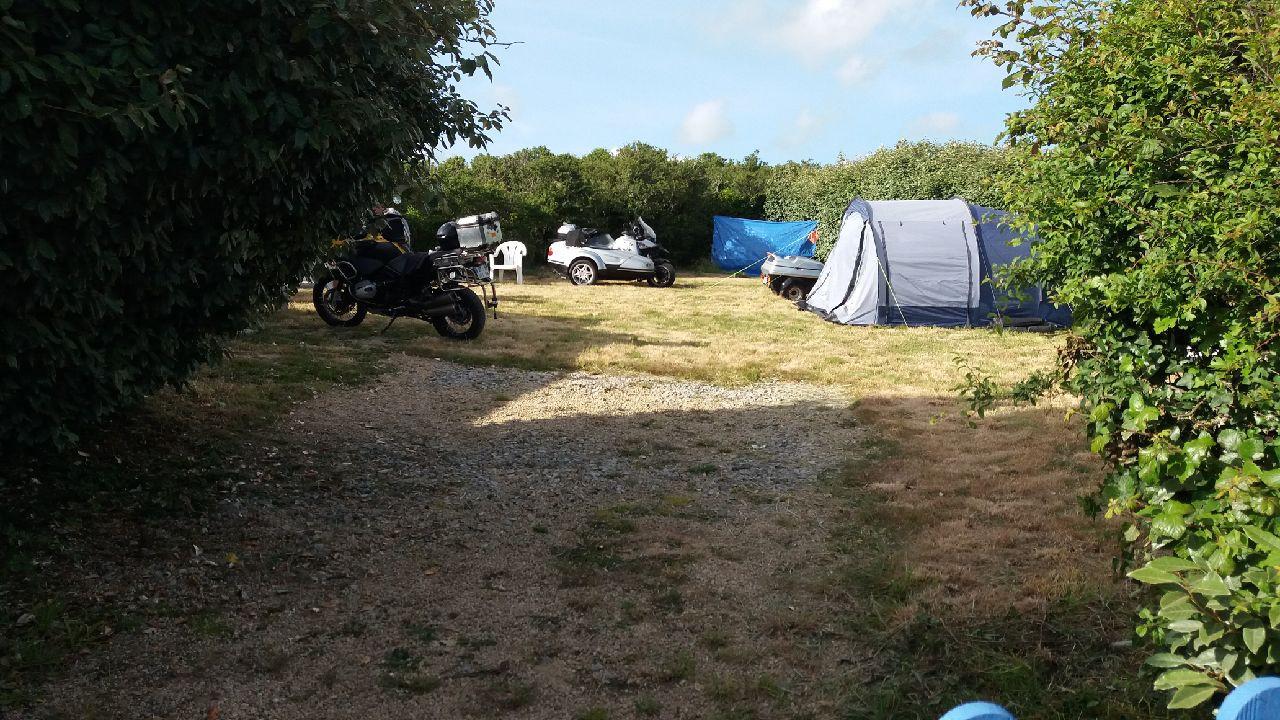 f le camping