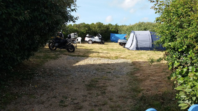 f le camping