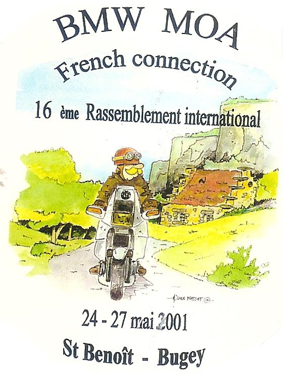 2001 St Benoit