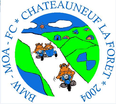 2004 Chateauneuf la Fôret