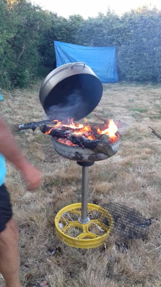 k le barbecue