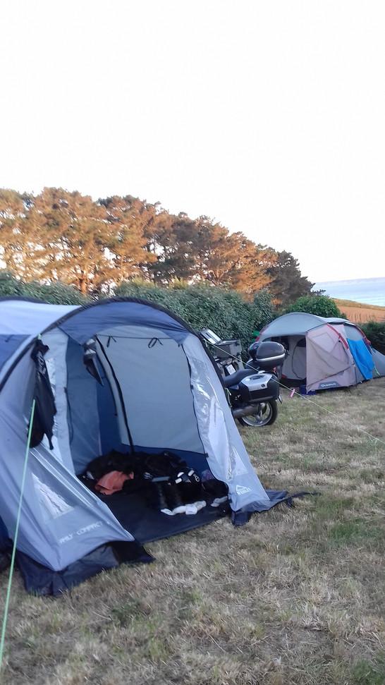 e le camping