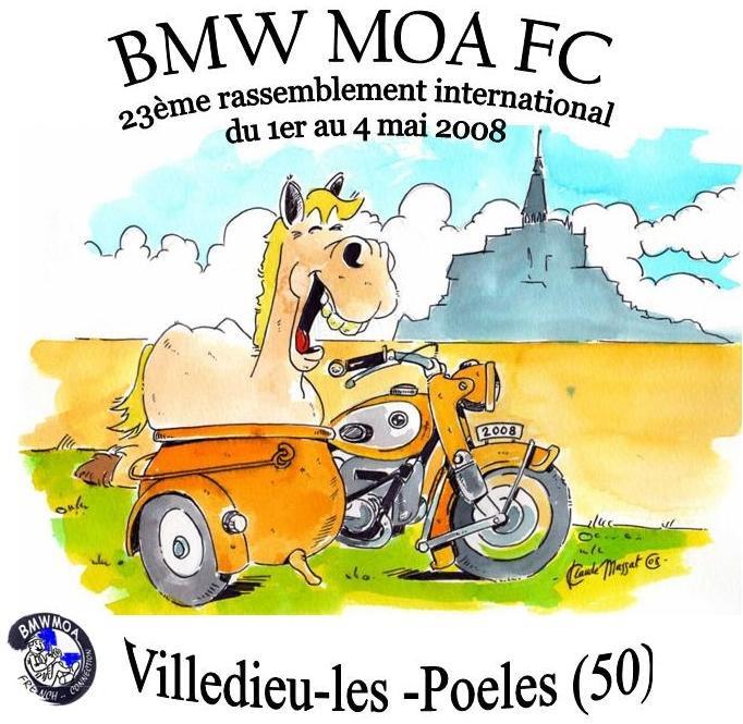 2008 Villedieu les Poêles