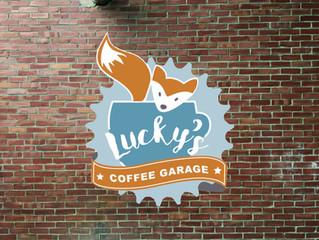 Kick me! Lucky's has launched a Kickstarter!