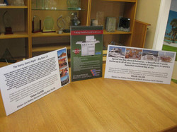 Table Top Prize Boards