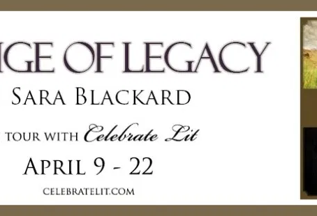 Vestige of Legacy Blog Tour Underway