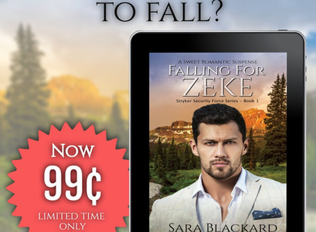 Falling for Zeke is on sale now!
