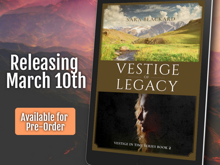 Vestige of Legacy Available for Pre-Order!