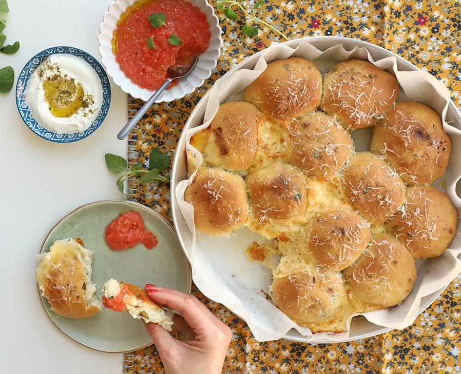 מאפה גבינות - צילום מהמם של אפרת ליכשטנטט