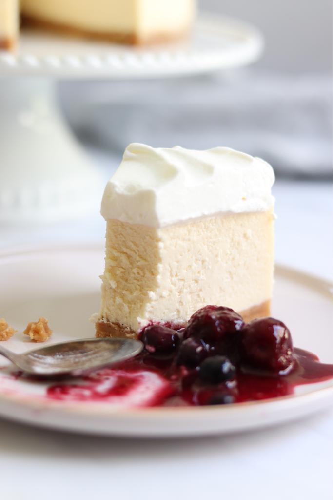 עוגת גבינה חלומית- צילום מיתר חומסקי