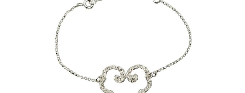 Bracelet Perles de pluie