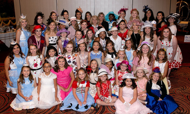 Nevada Cinderella Tea Time