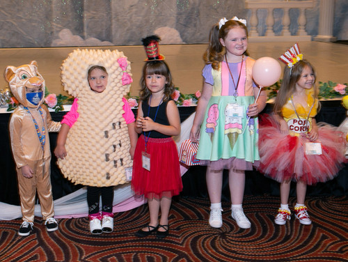 Nevada Cinderella Big Top Tots