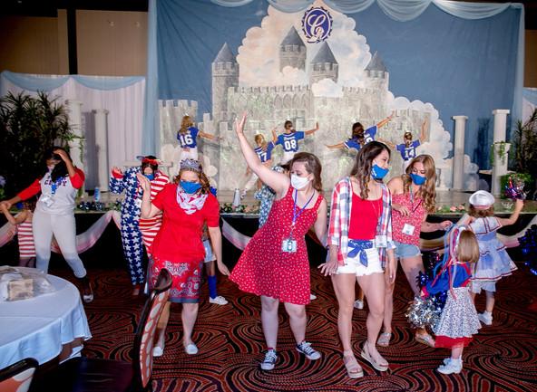 Nevada Cinderella All American Party