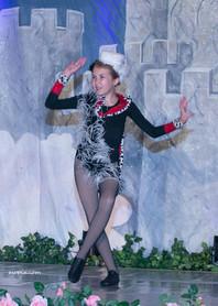 Nevada Cinderella Mini Miss Royalty Talent