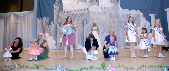 Nevada Cinderella Baby Group Judging