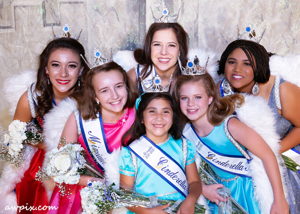 Nevada Cinderella New Royalty