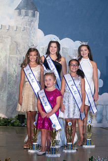 Nevada Cinderella Cover Girl Winners