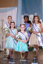 Nevada Cinderella Beauty Winners