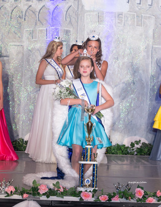 Nevada Cinderella Miss Crowning Moment