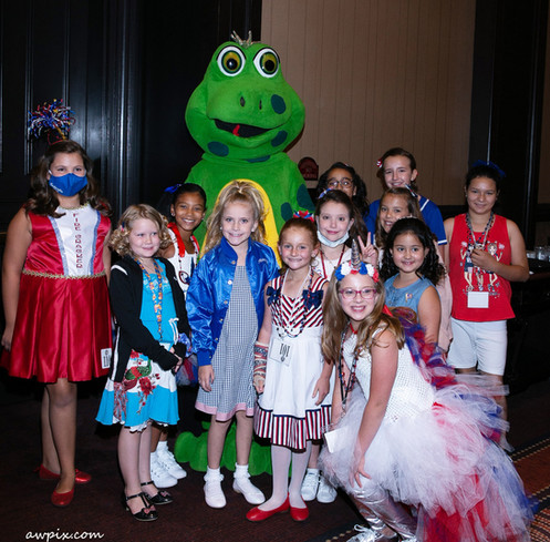 Nevada Cinderella All American Mini Miss
