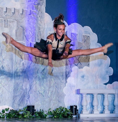 Nevada Cinderella Miss Royalty Talent
