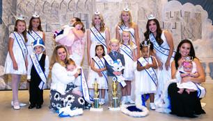 Nevada Cinderella Baby State Royalty