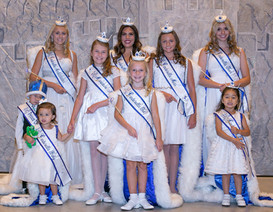 Nevada Cinderella State And Baby State Royalty