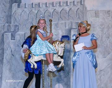 Nevada Cinderella Tot Personality