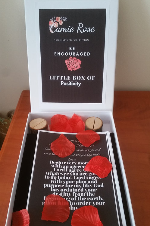 Be encouraged faith cards black box