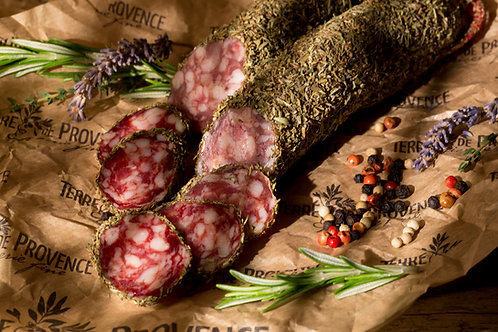 Saucisson Kräuter der Provence