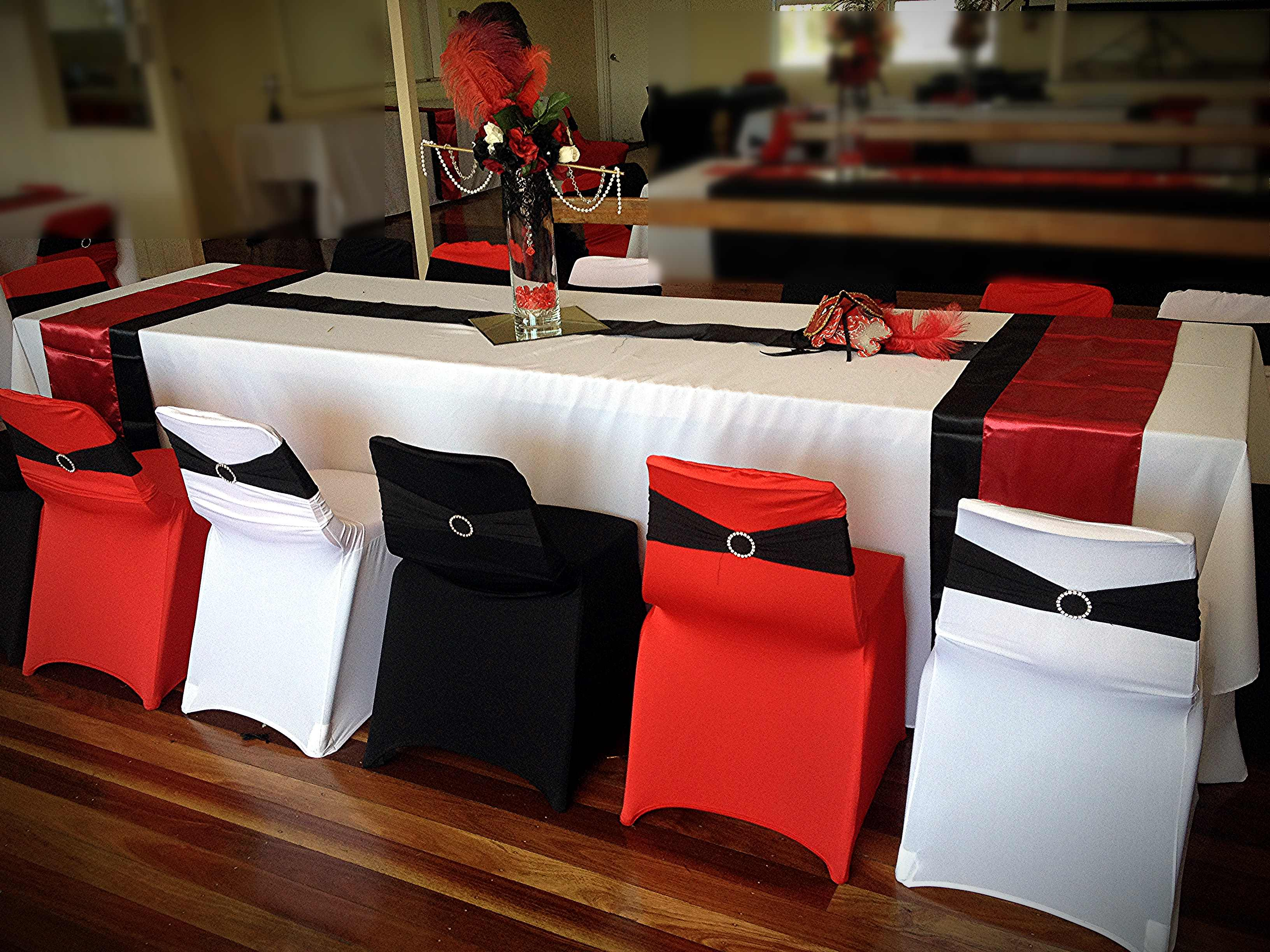 Moulin Rouge Chair Covers
