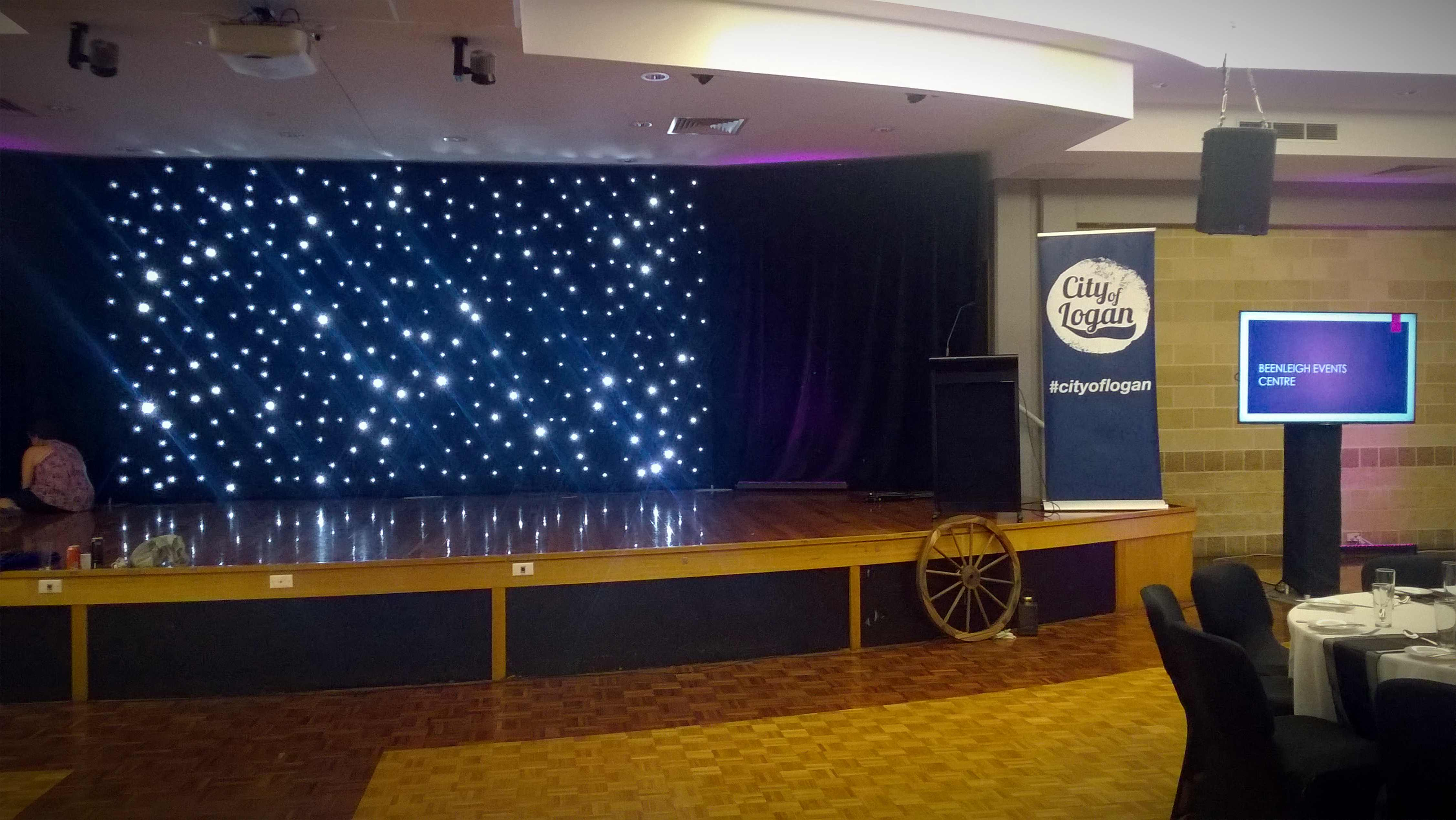 Star Curtain Beenleigh 150
