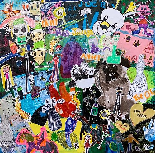 'Art-ifying' Kids