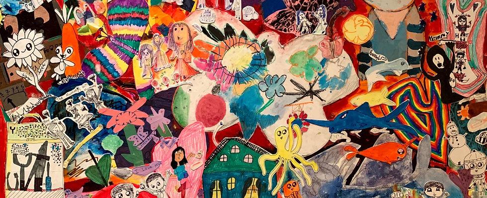 Large Amount of  Art - Detailed