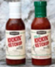 Spicy Kickin' Ketchup