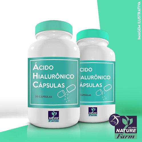 Acido Hialurônico 50mg - Cápsulas